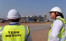 FILE: The first 800 megawatt unit of Medupi, north of Johannesburg, was officially opened in August and the entire facility is due to be completed in 2019.  Picture: Reinart Toerien/EWN