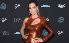 Model Kate Upton attends Sports Illustrated Swimsuit 2018 Launch Event at Magic Hour at Moxy Times Square on 14 February 2018 in New York City. Picture: AFP