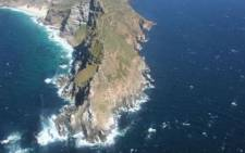 An aerial view of the Cape coastline. Picture: Nizaam Ajouhaar