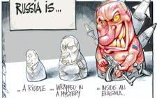 The Riddle of Russia