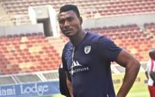 Baroka FC goalkeeper Oscarine Masuluke. Picture: @Baroka_FC/Twitter