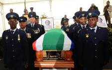 The funeral of Zondeni Sobukwe in the Eastern Cape. Picture: SA Government.