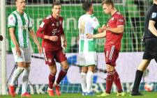 Bayern Munich beat Greuther Fuerth 3-1 on 24 September 2021. Picture: @FCBayernEN/Twitter.