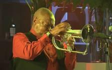FILE: Jazz icon Hugh Masekela. Picture: Vumani Mkhize/EWN.