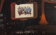 Ladysmith Black Mambazo scored their fourth Grammy for Best World Music Album for their record live 'Singing for peace around the world'.