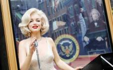 A wax figure of Marilyn Monroe is unveiled at Madame Tussauds on October 30, 2013 in Washington  Picture: AFP