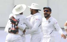 India win by an innings and 137 runs, sealing the series against South Africa and maintaining their 100% World Test Championship record. Picture: ICC/Twitter