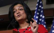 Democratic Congresswoman Pramila Jayapal. Picture: @RepJayapal/Twitter