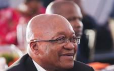 President Jacob Zuma. Picture: Sethembiso Zulu/EWN