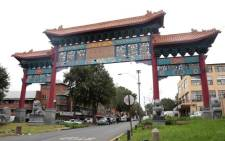 The entrance to Chinatown in Cyrildene, Johannesburg, in February 2021. Picture Abigail Javier/Eyewitness News