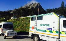 A man's body was spotted on the footpath of Table Mountain on 17 June 2015. Picture: Siyabonga Sesant/EWN