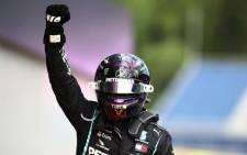 Lewis Hamilton breaks Michael Schumacher's record after 92nd Grand Prix win. Picture: Twitter @lewishamilton