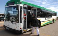 FILE: The City of Tshwane has warned commuters who use their bus services to prepare for a possible strike today and tomorrow. Picture: www.tshwane.gov.za
