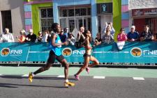 One Run race, Cape Town. Picture: Deon Bing via Twitter