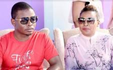 Self-professed prophet Shepherd Bushiri and his wife, May.