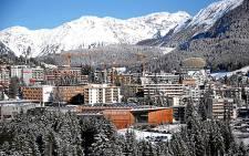 Davos, Switzerland, is around 150 kilometres southeast of Zurich. Picture: World Economic Forum/swiss-image.ch