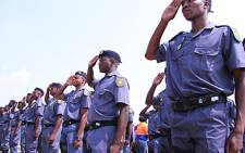 Members of the South African Police Service. Picture: Taurai Maduna/EWN