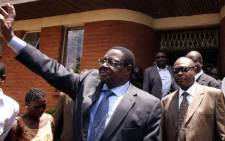 Democratic Progressive Party's leader Peter Mutharika. Picture: AFP