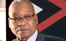 President Jacob Zuma launched schools anti-rape pledge in Mitchells Plain on 28 February 2013. Picture: Aletta Gardner/EWN