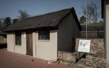 Liliesleaf Farm Museum. Picture: Boikhutso Ntsoko/Eyewitness News.