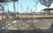 Residents in KwaThema vandalised a local municipal office.