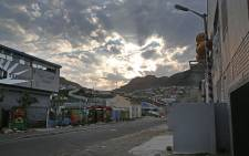 FILE: Hangberg, Hout Bay. Photo: Bertram Malgas/EWN