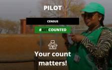 Picture: getcounted.statssa.gov.za/#!/home