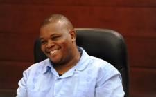 FILE: Gauteng Infrastructure Development MEC Jacob Mamabolo.