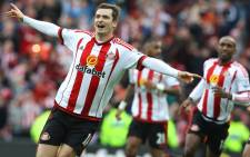 Former Sunderland player Adam Johnson. Picture: AFP.