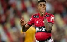 Brazilian giants Flamengo striker Bruno Henrique. Picture: @Brunohenrique/Twitter