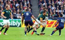 Springboks vs USA on 7 October during their Pool B match at the Rugby World Cup. Picture: South African Rugby ‏@Springboks.