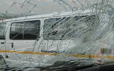 File Picture: Accident damage