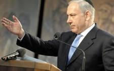 Israel Prime Minister Benjamin Netanyahu. Picture: AFP.