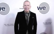 FILE: Jean Paul Gaultier attends We Are Family Foundation honors Dolly Parton & Jean Paul Gaultier at Hammerstein Ballroom on 5 November 2019 in New York City. Picture: AFP