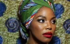 The actress is at the film festival to promote 'Ayanda', a movie she co-produced. Picture: Terry Pheto official Facebook page.