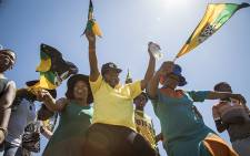 FILE: Western Cape ANC supporters. Picture: Thomas Holder/EWN