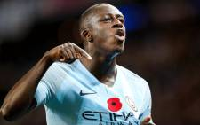 Manchester United's Benjamin Mendy. Picture: @benmendy23/Twitter.