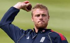 Former England cricketer Andrew Flintoff is set to come out of retirement. Picture: Facebook.com
