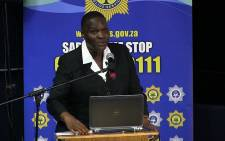 National police commissisoner Riah Phiyega spoke at the launch of the Crimestoppers International conference in Sandton on 15 September 2014. Picture: Reinart Toerien/EWN