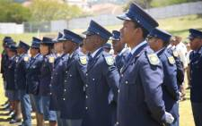 Western Cape police have launched their festive season readiness plan. Photo: Bertram Malgas