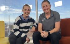 Top female referee Aimee Barret-Theron broke new ground when she became the first woman to ref a currie cup game in 2018. Picture: Bertram Malgas/EWN