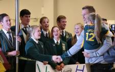 FILE: Jean de Villiers returns to South Africa.