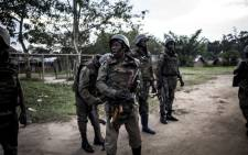 FILE: Soldiers from the Armed Forces of the Democratic Republic of the Congo.Picture: AFP