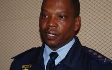 Gauteng Police Commissioner Mzwandile Petros. Picture: EWN