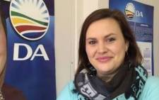 Democratic Alliance councillor in eThekwini Nicole Graham. Picture: Facebook