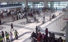 Kotoka International Airport in Ghana. Picture: EWN.