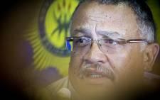 Western Cape Police Commissioner Arno Lamoer. Picture: Thomas Holder/EWN