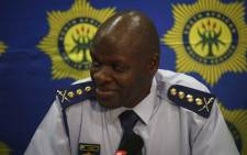 FILE: National Police Commissioner Khehla Sitole. Picture: Cindy Archillies/EWN.