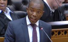Mmusi Maimane.  Picture: YouTube