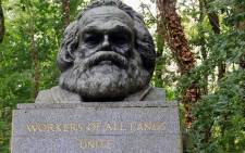 FILE: The tomb of Karl Marx. Picture: Pixabay.com.